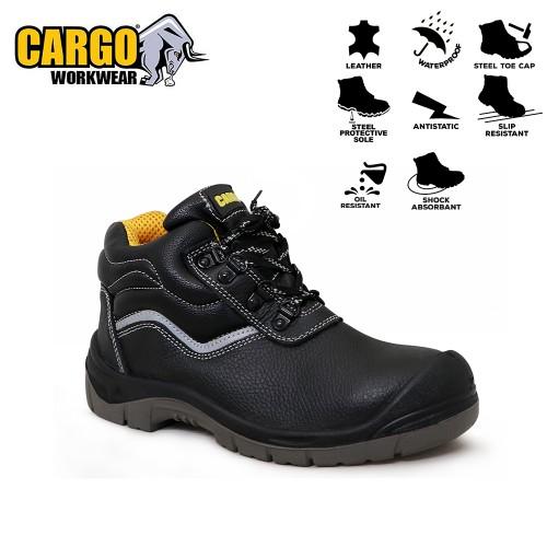 Cargo Tyson Safety Steel Toe Cap Boot S3 SRC