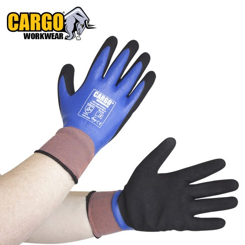 Cargo HexaGrip Nitrile Double Dipped Glove